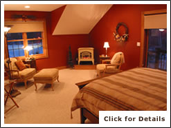 Red  Oak - Minnesota bed and breakfast