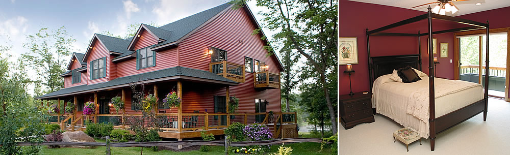 Woodland Trails, a Minnesota Bed & Breakfast