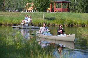 Canoeing & Paddle Boating