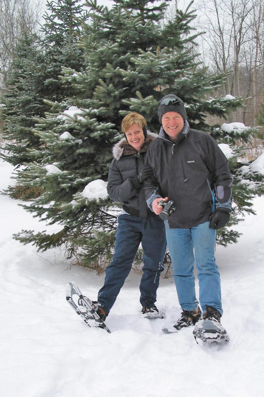 Pat & Michele Hawkins (EDITED)
