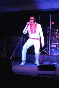 Anthony Shore as Elvis