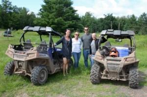a-Brad & Nicole VanGelder - Adam & Erin Sylvester 07-27-14